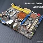 [MB 775] ASUS P5KPL-AM SE + เพลตหลัง