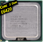 [775] Core 2 Duo E6420 (4M Cache, 2.13 GHz, 1066 MHz FSB)