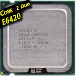 [775] Core 2 Duo E6420 (4M Cache, 2.13 GHz, 1066 MHz FSB)