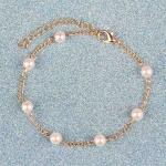สร้อยข้อเท้า Bracelet jewelry Brace lace