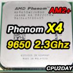 [AM2+] Phenom X4 9650 2.3GHz