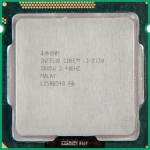 [1155] Core i3 2130 แคช 3M, 3.40 GHz