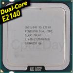 [775] Dual Core E2140 (1M Cache, 1.60 GHz, 800 MHz FSB)