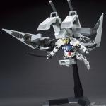 HGI-BO 1/144 007 Gundam Barbatos & Long Distance Transport Booster