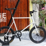 VENTUS Mini Fixed Gear - Grey