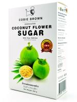 Cobie Brown : น้ำตาลช่อดอกมะพร้าว ออร์แกนิคแท้ 100% แบบกล่อง ขนาด 400 กรัม