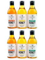 Cobie Brown Collection : Pure Natural Honey Thailand 380G. x 6 (เลือกรสได้)