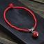สร้อยข้อเท้า สีแดงรุ่นหญิง Benming สตริงสีแดง thumbnail 2