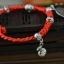 สร้อยข้อเท้า Hand-woven red string band Natal thumbnail 4