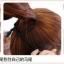 hair piece ทนความร้อนเกาหลี(สีน้ำตาลอ่อน) thumbnail 5