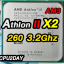 [AM3] Athlon II X2 260 3.2Ghz thumbnail 1