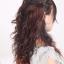 hair piece ติดผมทนความร้อนเกาหลี (สีน้ำตาลอ่อน) thumbnail 1
