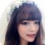 วิกผมหน้าม้ายาวทนความร้อน เกาหลี สวยใส น่ารัก มีสไตล์ (สีดำ) thumbnail 3