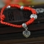 สร้อยข้อเท้า Hand-woven red string band Natal thumbnail 3
