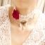 necklace Rose Princess สร้อยคอเกาหลีเจ้าหญิง thumbnail 6
