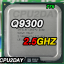 [775] Core 2 Quad Q9300 (6M Cache, 2.50 GHz, 1333 MHz FSB) thumbnail 2