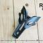 SET ขากระติกคู่ ติดใต้รางเบาะ + ขากระติกอลู (ตัวแบน) - BLK thumbnail 4