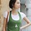 สร้อยเงินเกาหลีใบไม้สีขาวประดับเพชร thumbnail 6