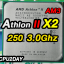 [AM3] Athlon II X2 250 3.0Ghz thumbnail 1