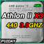 [AM3] Athlon II X3 440 3.0Ghz thumbnail 1