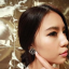 ต่างหูเกาหลีเพชรม้าลาย (สีทอง) thumbnail 1