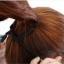 hair piece ทนความร้อนเกาหลี(สีน้ำตาลอ่อน) thumbnail 8