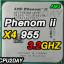 [AM3] Phenom II X4 955 3.2Ghz 125W thumbnail 2