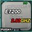 [775] Core 2 Duo E7200 (3M Cache, 2.53 GHz, 1066 MHz FSB) thumbnail 1