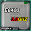 [775] Core 2 Duo E8400 (6M Cache, 3.00 GHz, 1333 MHz FSB) thumbnail 1