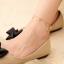สร้อยข้อเท้าดอกไม้ประดับเพชร thumbnail 2