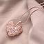 สร้อยคอเกาหลีรูปหัวใจฟักทอง thumbnail 4