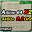 [AM2] Athlon 64 X2 4400+ 2.2Ghz thumbnail 1