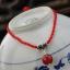 สร้อยข้อเท้า สีแดงรุ่นหญิง Benming สตริงสีแดง thumbnail 4