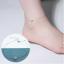 สร้อยข้อเท้าเกาหลีประดับจี้เพชรอัญมณี thumbnail 1