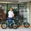 VENTUS Mini Fixed Gear - Green Bianchi / Black thumbnail 3