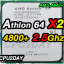 [AM2] Athlon 64 X2 4800+ 2.4Ghz thumbnail 1