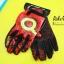 ถุงมือเจลเต็มนิ้ว QEPAE - Red thumbnail 1