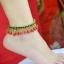 สร้อยข้อเท้า Anklets Red Handbell A+ thumbnail 8