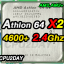 [AM2] Athlon 64 X2 4600+ 2.4Ghz thumbnail 1