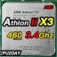 [AM3] Athlon II X3 460 3.4Ghz thumbnail 2