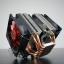 ชุดพัดลม Cooler Boss X3 3 พัดลม ทองแดงใหญ่ 6 เส้น thumbnail 1