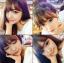 วิกผมหน้าม้ายาวทนความร้อน เกาหลี สวยใส น่ารัก มีสไตล์ (สีดำ) thumbnail 4