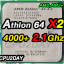 [AM2] Athlon 64 X2 4000+ 2.1Ghz thumbnail 1