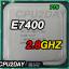 [775] Core 2 Duo E7400 (3M Cache, 2.80 GHz, 1066 MHz FSB) thumbnail 1