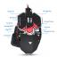 [อุปกรณ์เสริม] Gaming Mouse มาโคร CW-80 4800DPI เปลียไฟได้ 4 สี (แดง) thumbnail 4