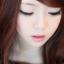 วิกผมเกาหลีทนความร้อนหน้าม้าดัดลอน(สีน้ำตาลประกายแดง) thumbnail 4