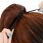 hair piece ทนความร้อนเกาหลี(สีน้ำตาลอ่อน) thumbnail 7