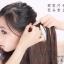 hair piece ติดผมทนความร้อนเกาหลี (สีน้ำตาลอ่อน) thumbnail 10