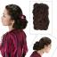 hair piece ทนความร้อนนำเข้าจากญี่ปุ่น(สีดำ)) thumbnail 1