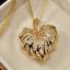 สร้อยคอเกาหลีรูปหัวใจฟักทอง thumbnail 7